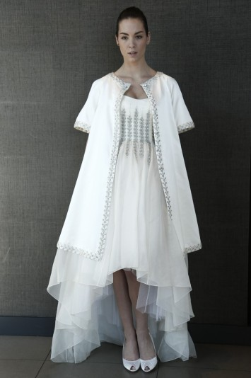 Temperley Bridal Spring 2015