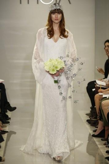 Theia White Bridal Spring 2015