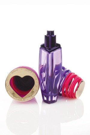 Justin Bieber's fragrance for Elizabeth Arden.