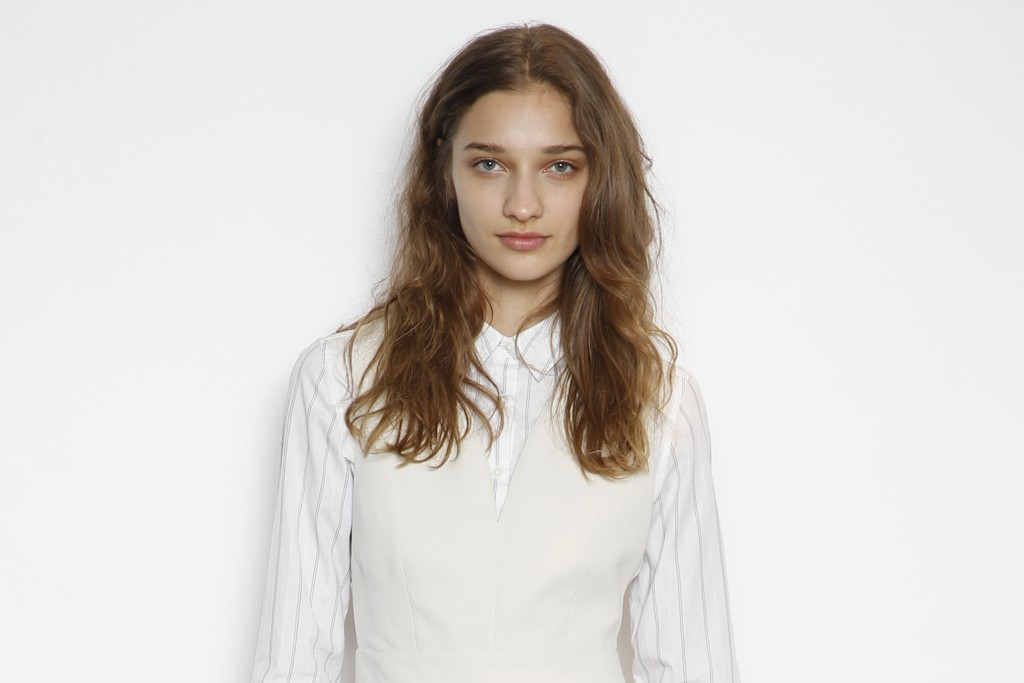 A fall look from Aritzia.