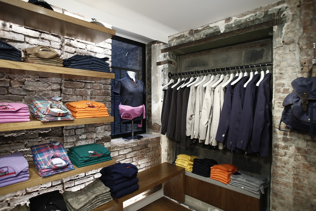 A view of the Cremieux store in SoHo.