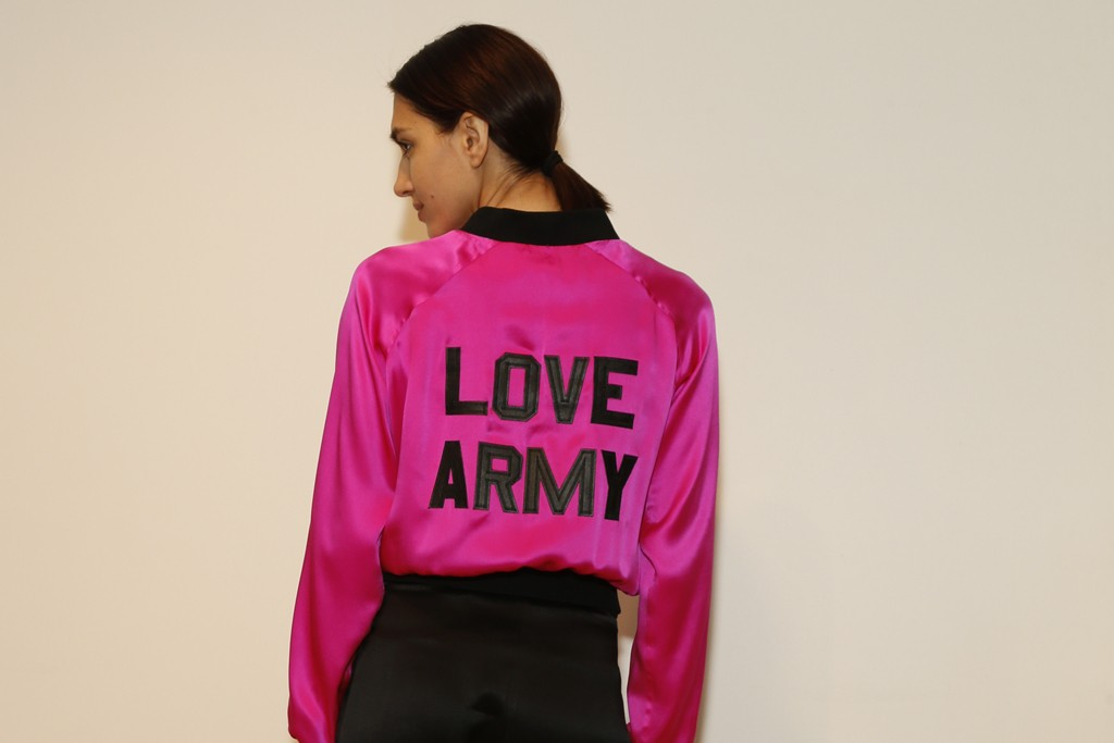 A look from Electric Love Army.