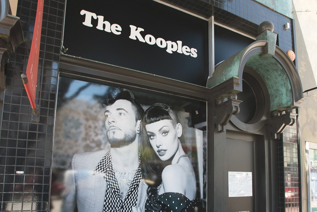 France's The Kooples is prepping to open a store on Fillmore Street.