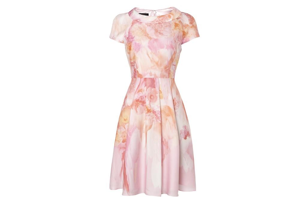 A Ted Baker dress.