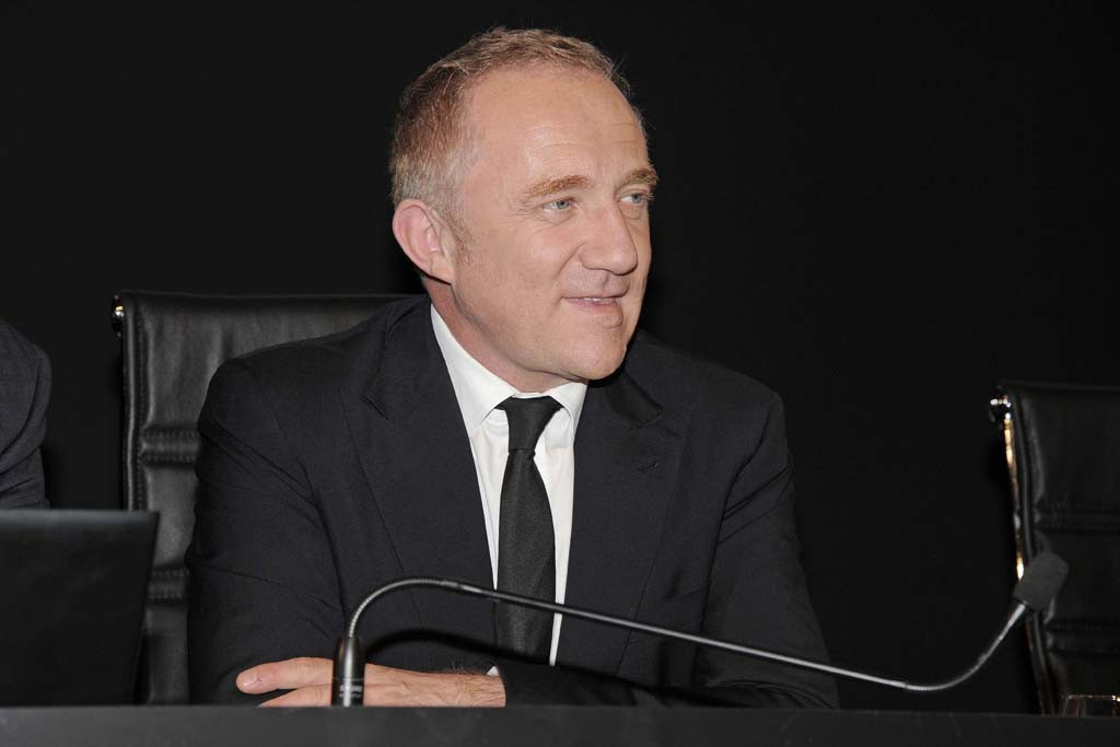 François-Henri Pinault at the 2014 Kering annual shareholders meeting.