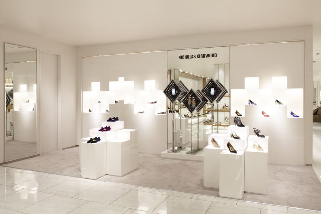 Nicholas Kirkwood Sets Up Shop in Japan
