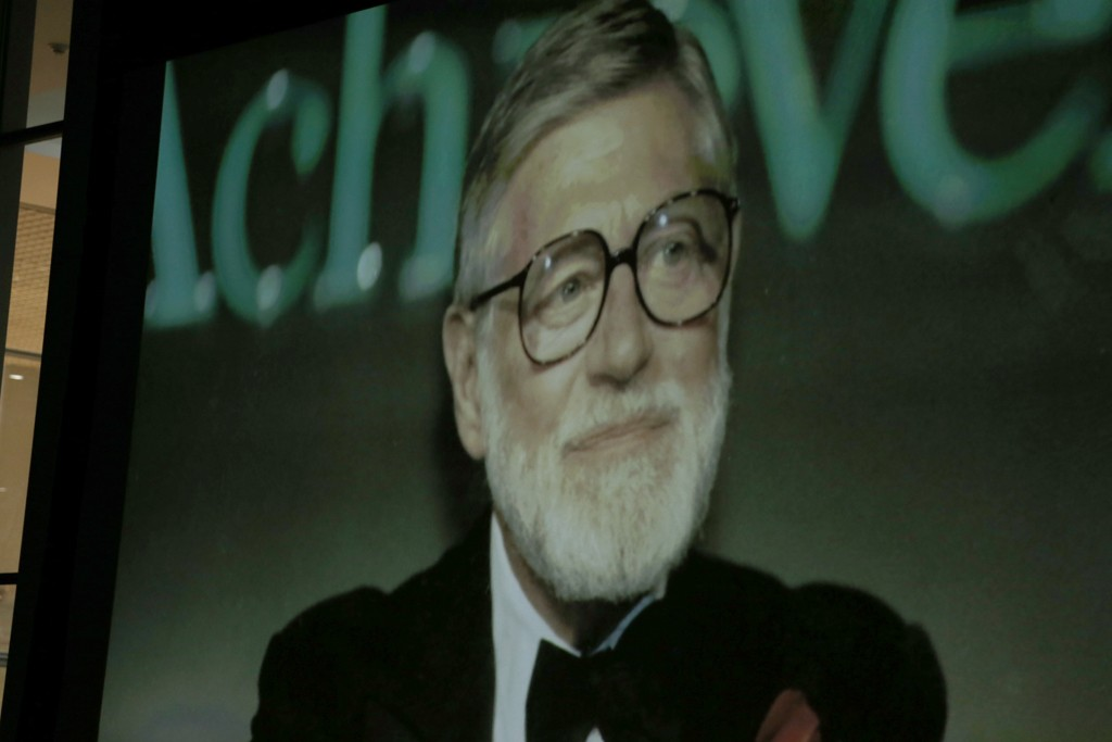 Image of Art Ortenberg from the slide show.