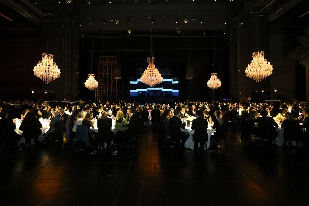 The scene at the Opera gala sponsored by Vacheron Constantin.