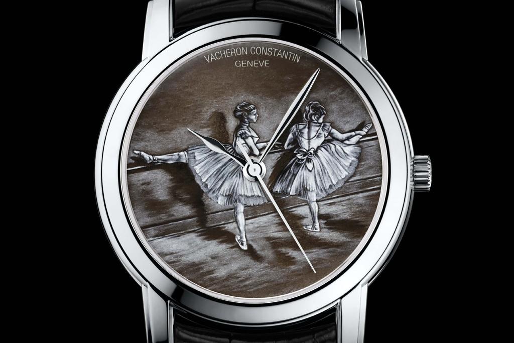 """Vacheron Constantin's """"The Dance Class"""" watch."""
