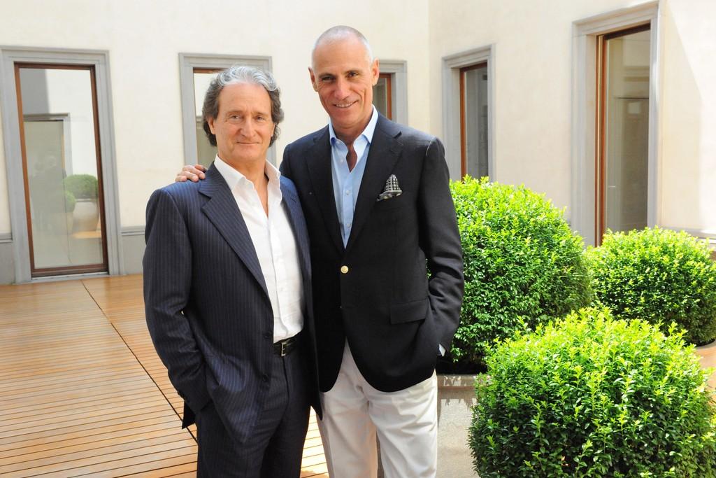 Emanuele Carminati Molina and Marco Franchini