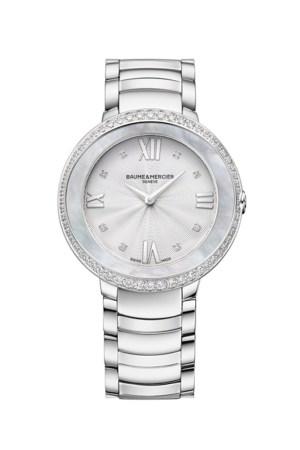 Baume & Mercier's Promesse watch.