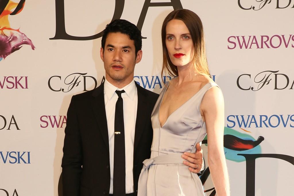 Joseph Altuzarra and Vanessa Traina Snow
