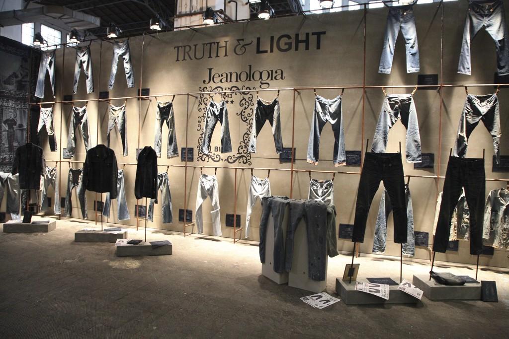 """Jeanologia's """"Truth & Light"""" exhibit."""