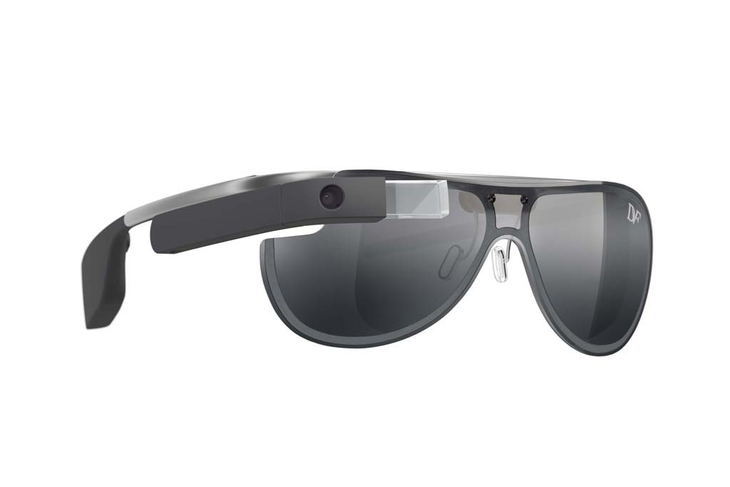 Diane von Furstenberg, Net-a-porter and Google are teaming up in wearables with new looks for Google Glass.