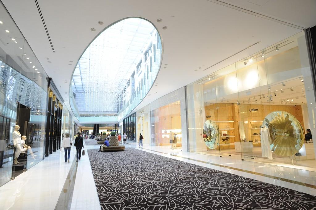The Dubai Mall is home to more than 1,200 retail nameplates.