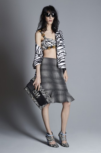 Emanuel Ungaro Resort 2015