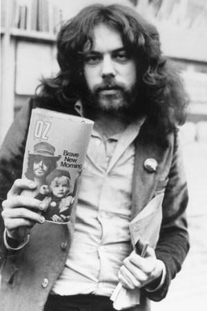 Felix Dennis, 1971.