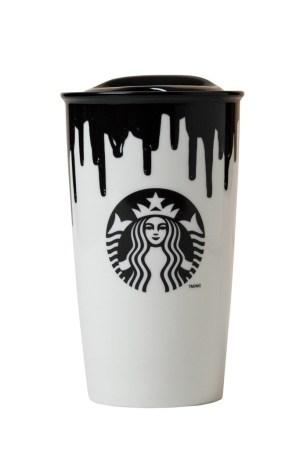 The Band of Outsiders for Starbucks ceramic mug.