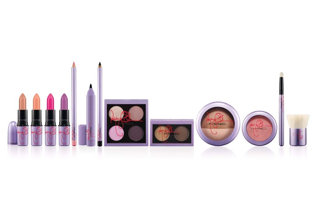 Kelly Osbourne's collection for MAC.