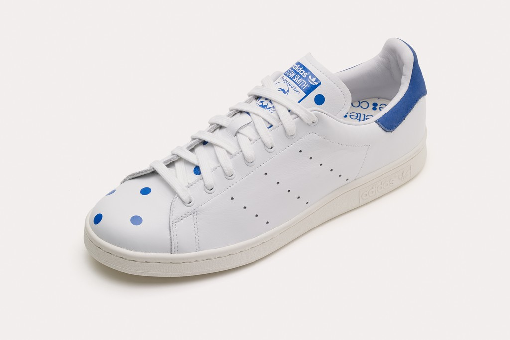 Stan Smiths for Colette.