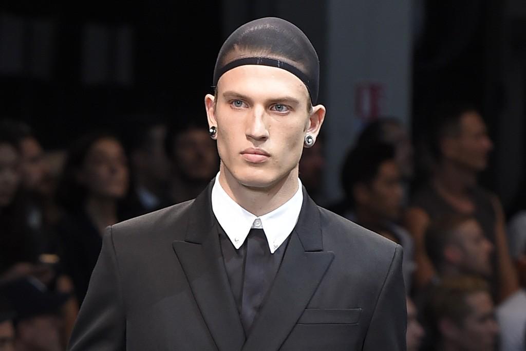 Givenchy Men's RTW Spring 2015