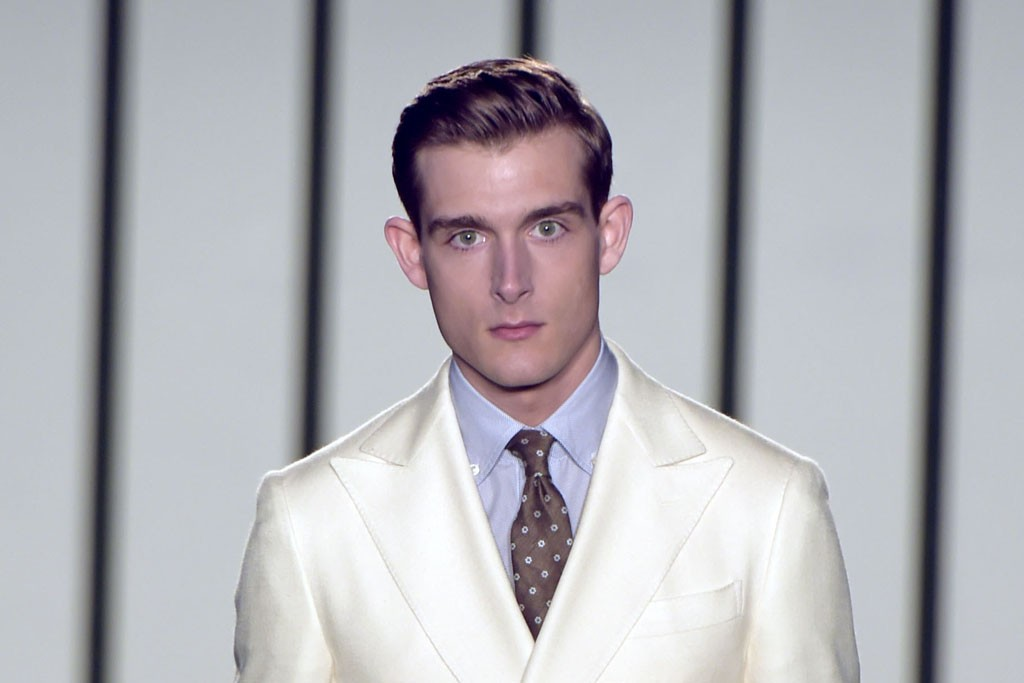 Hackett London Men's RTW Spring 2015