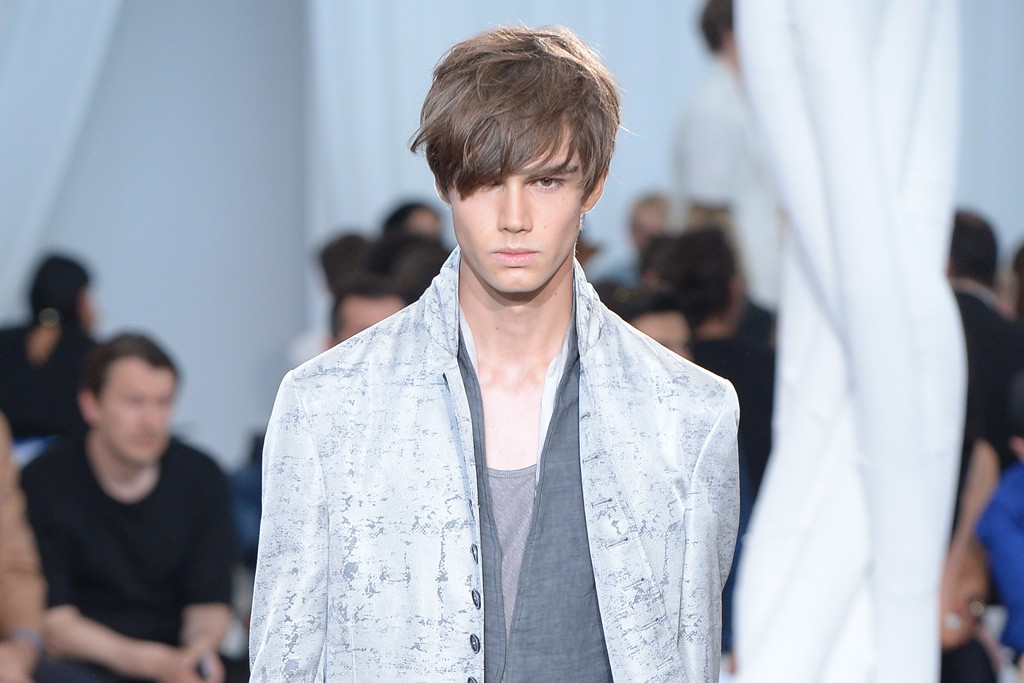 John Varvatos Men's RTW Spring 2015