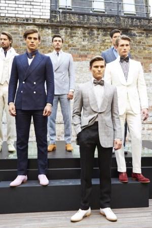 Marks & Spencer Men's RTW Spring 2015