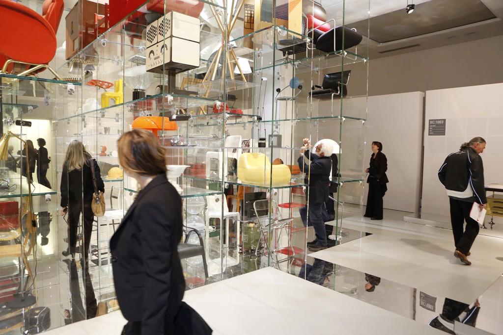 Italian Design Icons Exhibition.