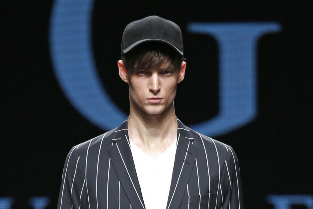 Tiger of Sweden Men's RTW Spring 2015