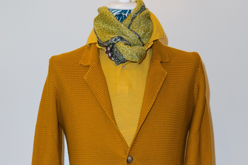 Knitted Blazers: Altea