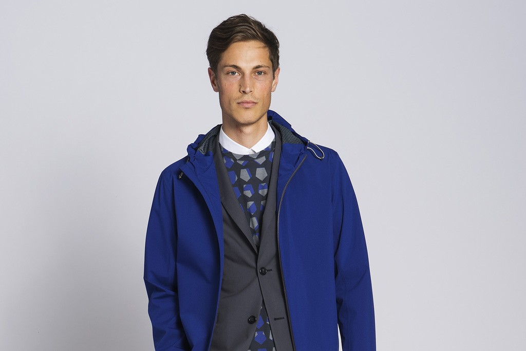 A look from Z Zegna.
