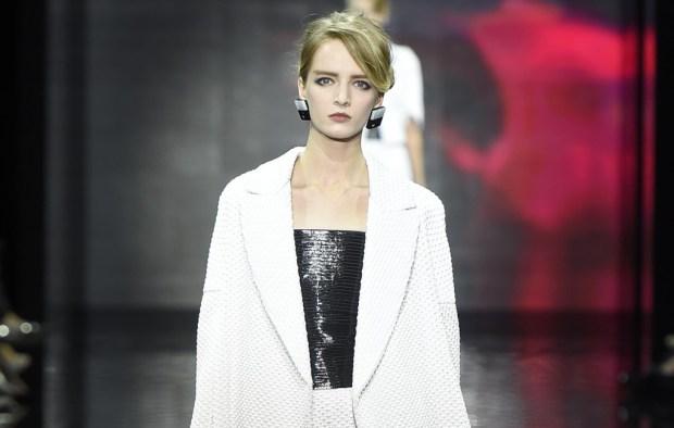 Armani Privé Couture Fall 2014