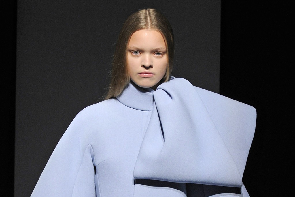 Dice Kayek Couture Fall 2014