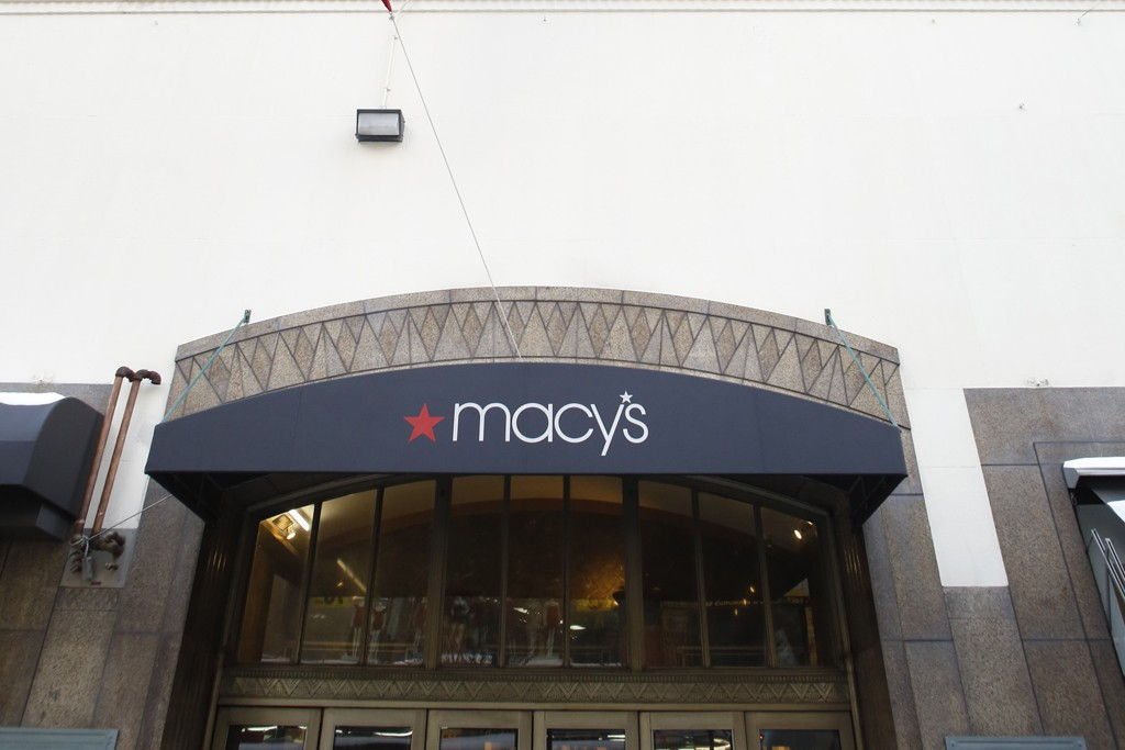 Macy's is looking at options for redevelopment of the Brooklyn flagship site.