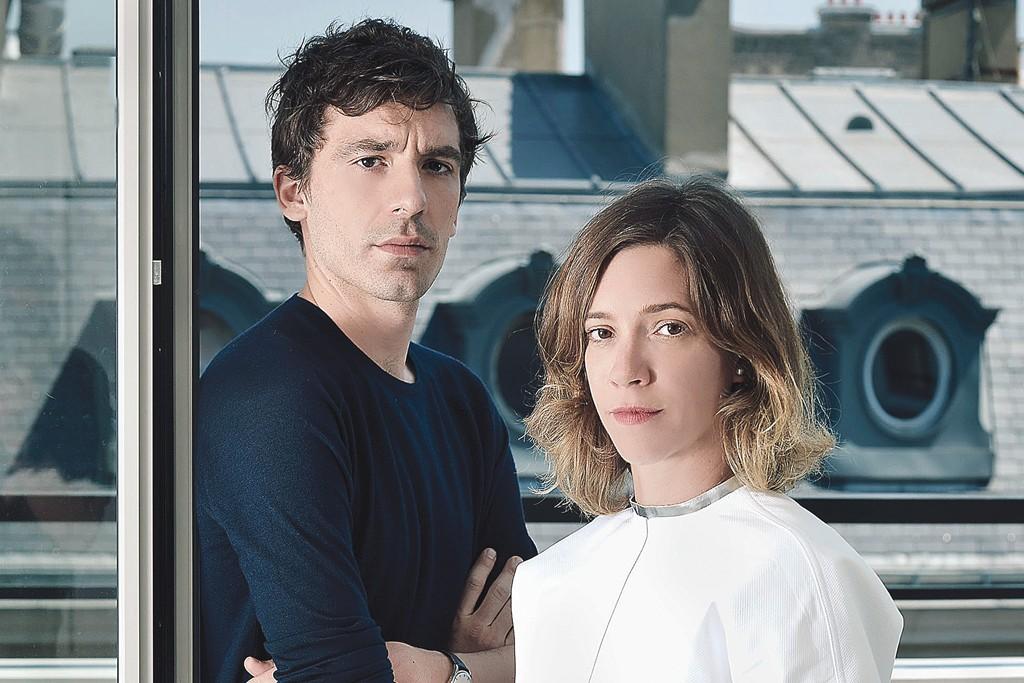 Julien Dossena and Anouck Duranteau-Loeper