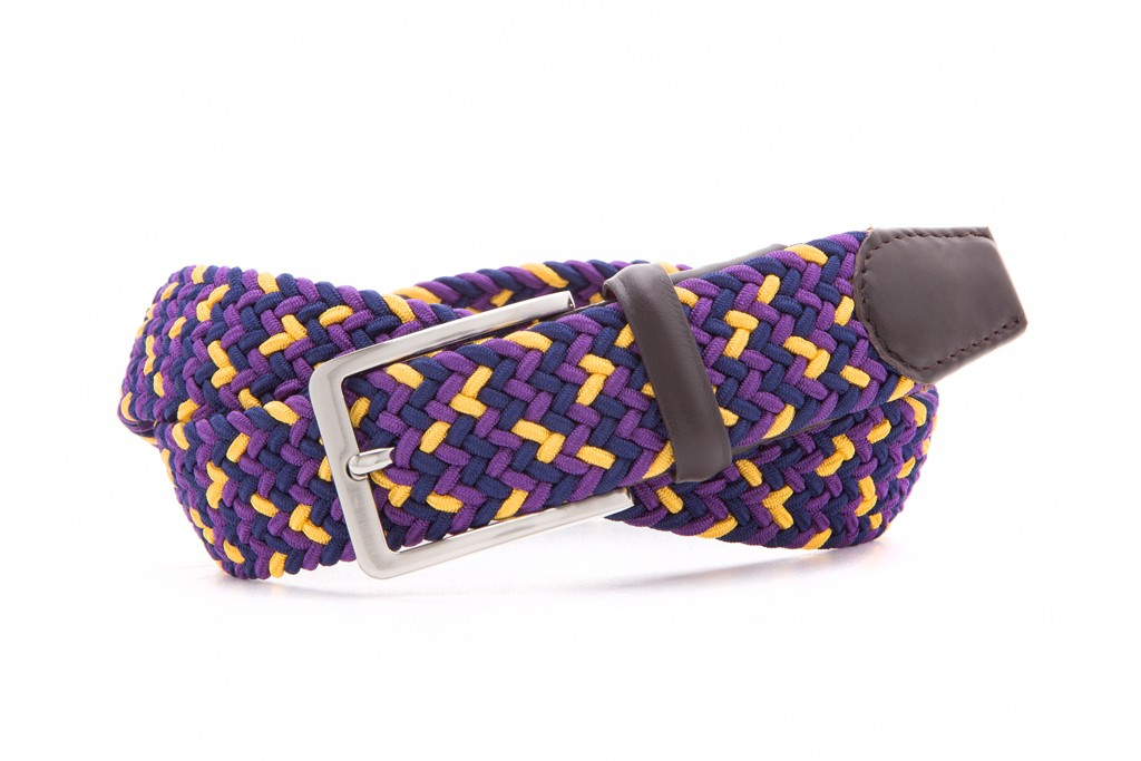 The limited-edition Pin Down Bladder Cancer belt.