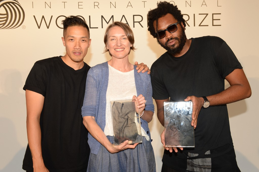 Dao-Yi Chow, Marcia Patmos and Maxwell Osborne