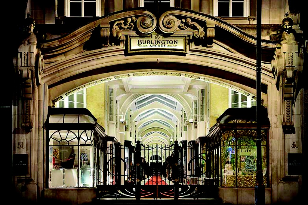 Chanel has signed a long-term lease for Burlington Arcade.