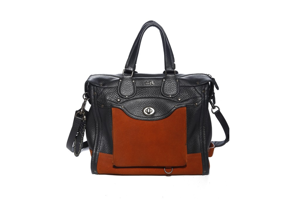 A bag from Coach's fall collection, designed by Stuart Vevers.
