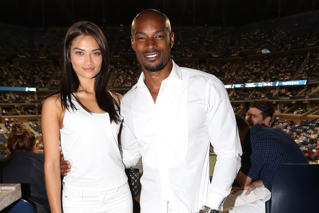 Shanina Shaik and Tyson Beckford