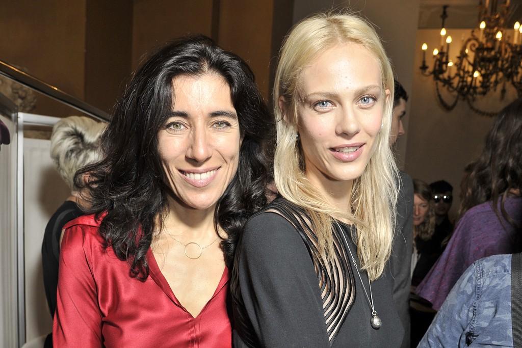 Blanca Li and Aymeline Valade