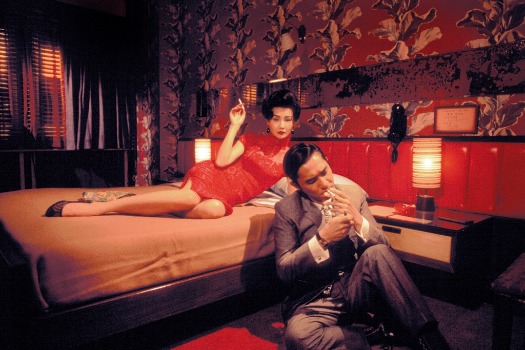 Film Still from In the Mood for Love, 2000.
