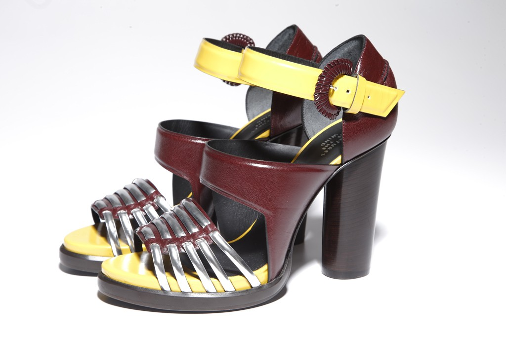 Creatures of the Wind's new footwear collection.