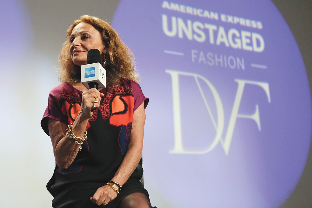 "The ""American Express Unstaged"" Q&A."