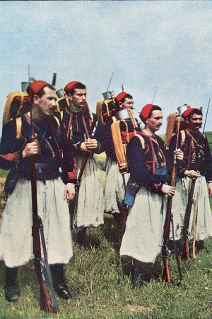 Tragic Dandies: A unit of the French Army at the outset of World War One.