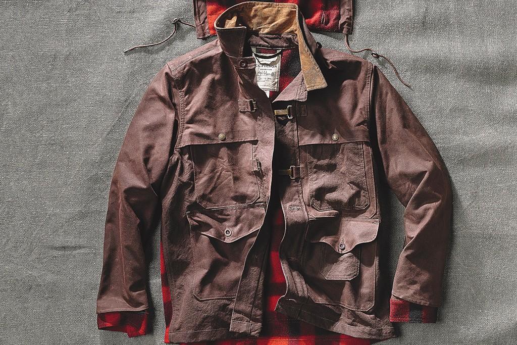 A jacket by Filson.