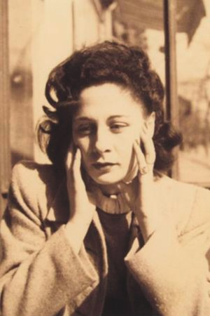 An early portrait of Gaby Aghion
