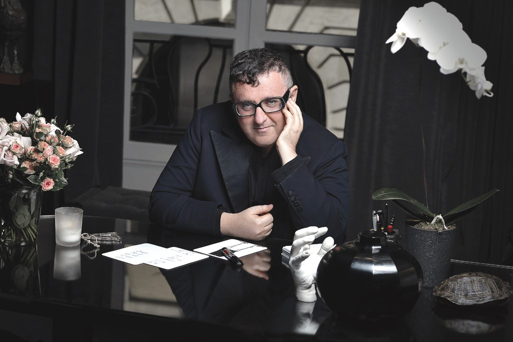 Alber Elbaz holds the brand's heritage in great esteem as he modernizes and moves it forward.