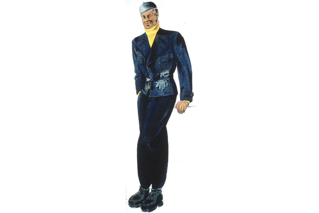 Sportswear 1938.